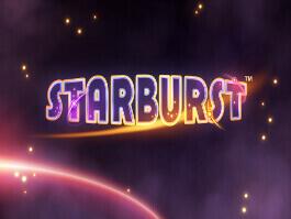 Starburst Tragaperras Online