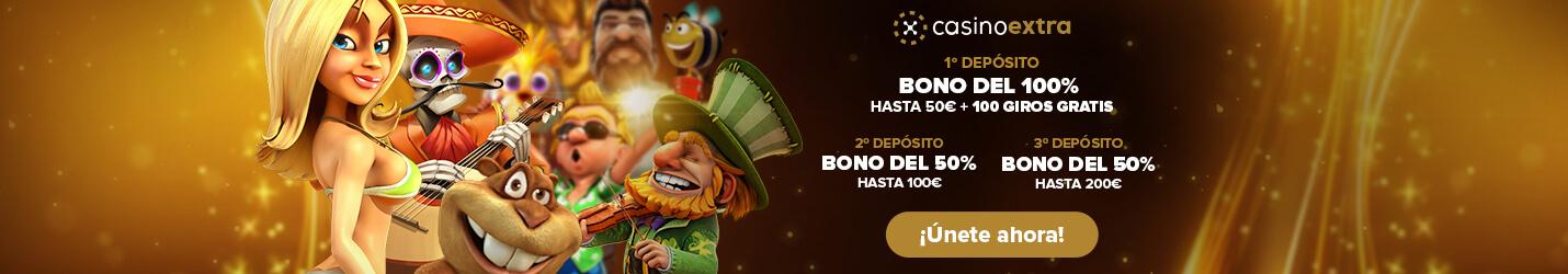 Casino Extra Tragaperras Cabezera