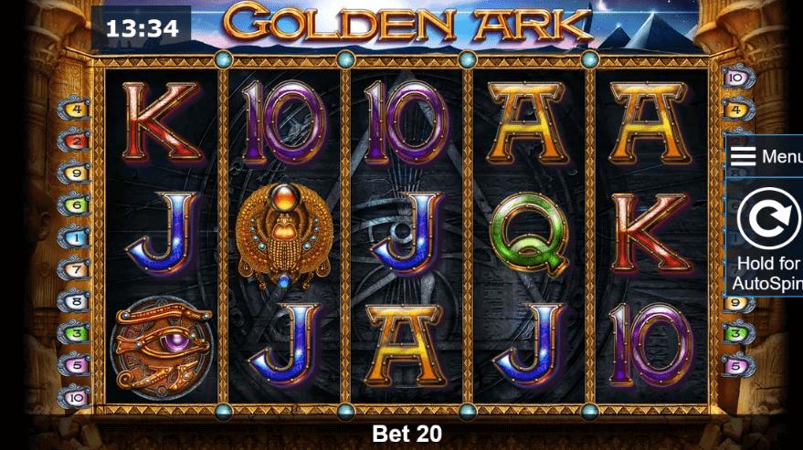 slot online Golden ark