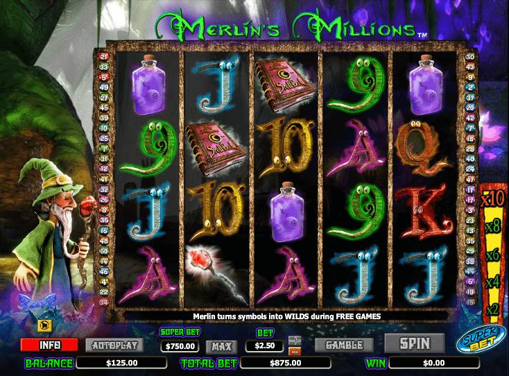 Merlin s Millions