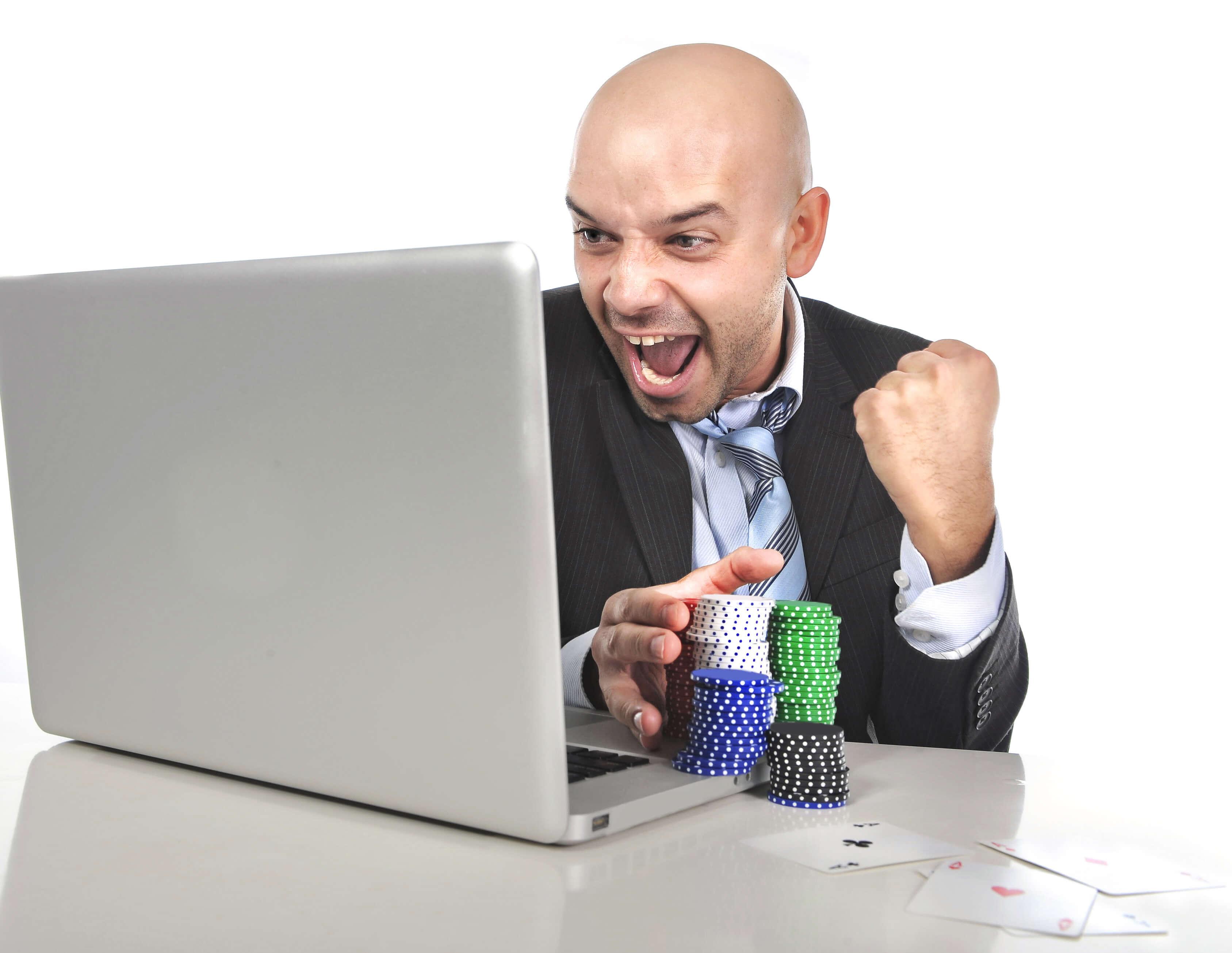 ganar jackpots en casinos en linea