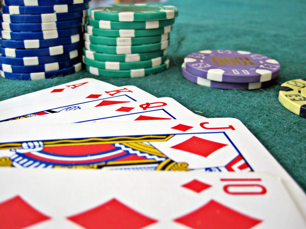 video poker online para casinos en linea
