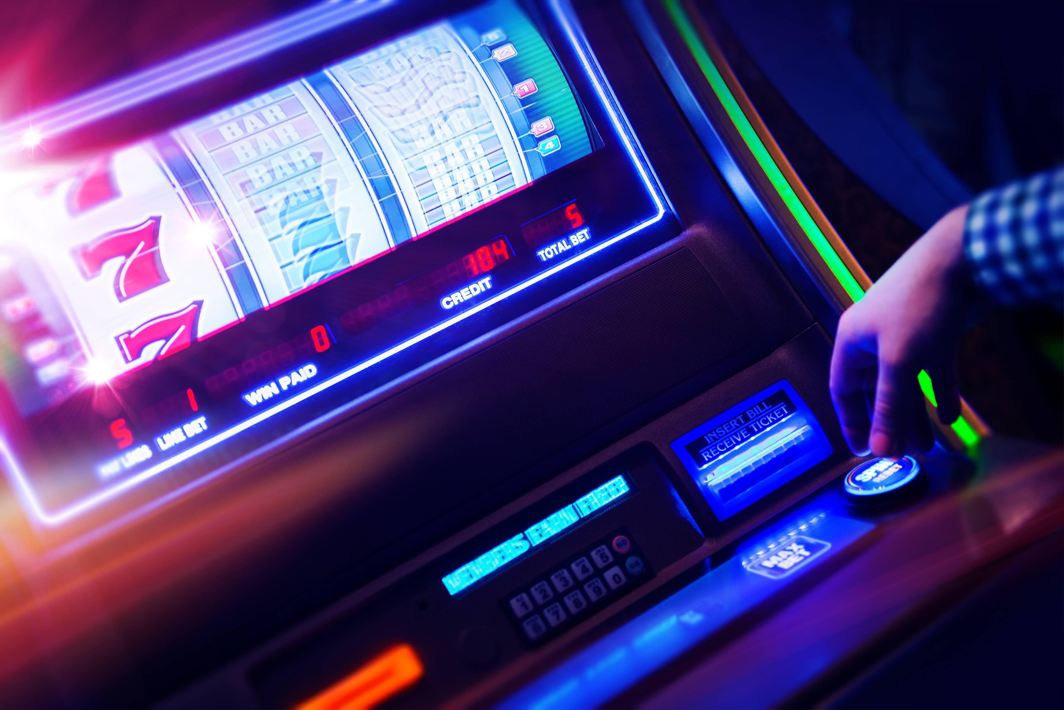 Jugar a la tragaperras gratis en casinos online