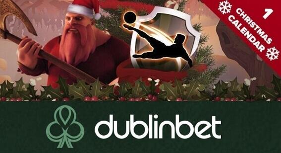 dublinbet promo navidad