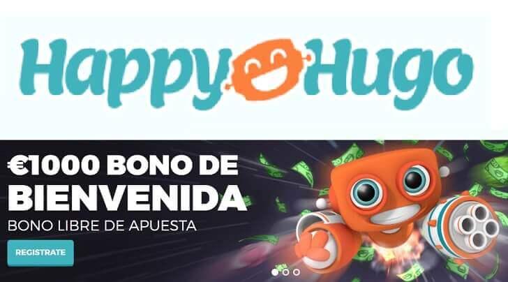 happy hugo bono bienvenida