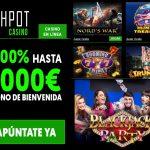 Reciba un bono de bienvenida en Casino Cashpot sobre 300% ingresado