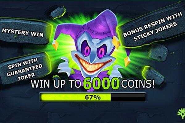 tragaperras Dark Joker Rizes