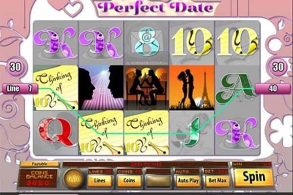 tragaperras Perfect Date