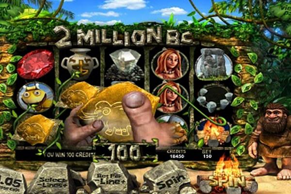 2 Million BC tragamonedas
