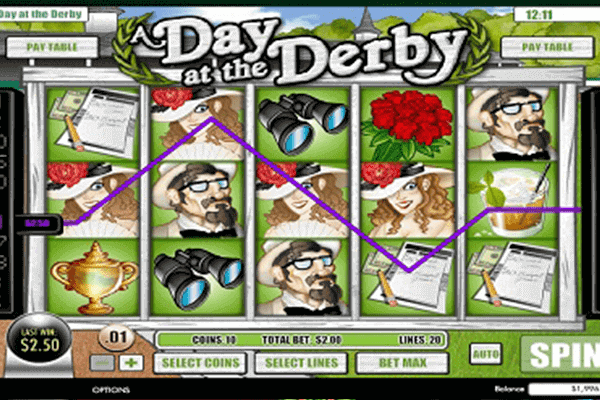 A Day at the Derby tragamonedas