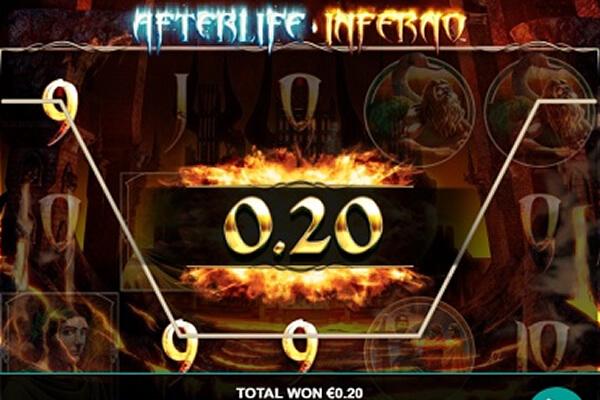 Afterlife Inferno tragamonedas
