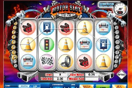 Motor Slot tragamonedas