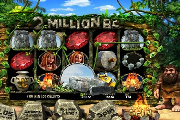 tragaperras 2 Million BC