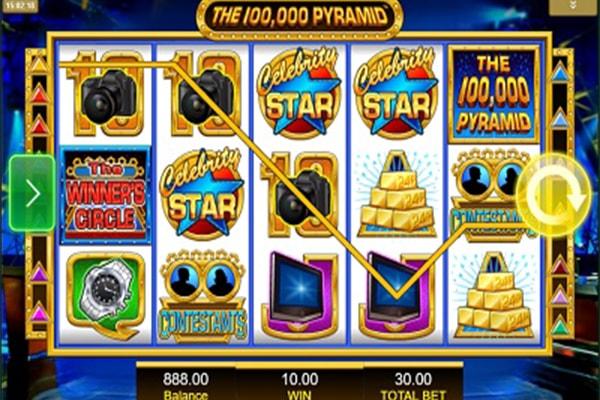tragaperras 100,000 Pyramid