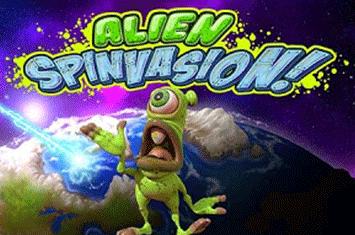 tragaperras Alien Spinvasion