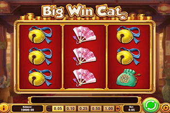 tragaperras Big Win Cat