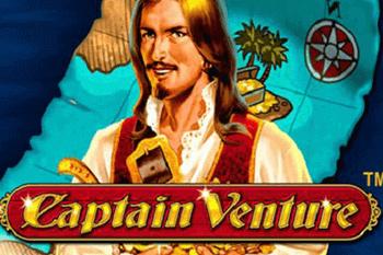 Captain Venture tragamonedas