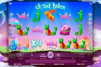 Cloud Tales tragamonedas
