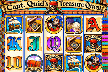 tragaperras Captain Quid's Treasure Quest