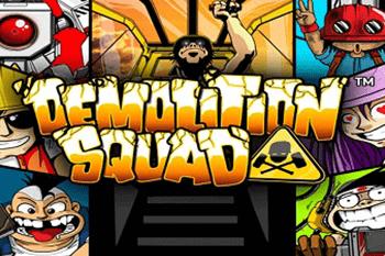 Demolition Squad tragamonedas