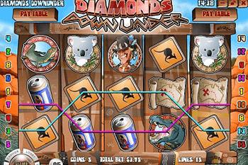 tragaperras Diamond Down Under