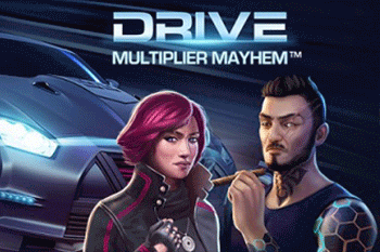 tragaperras Drive: Multiplier Mayhem