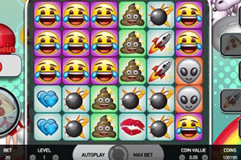 Emoji Planet tragamonedas