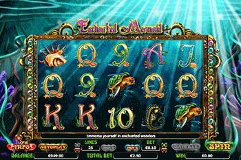 Enchanted Mermaid tragamonedas