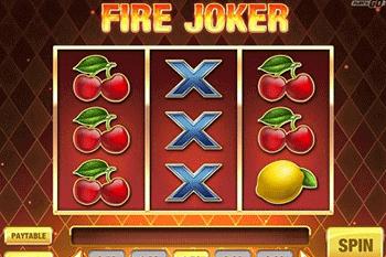 Fire Joker tragamonedas