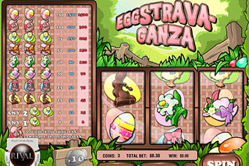 tragaperras Eggstravaganza