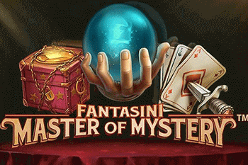 tragaperras Fantasini: Master of Mystery