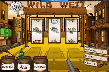 Wild West tragamonedas