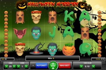 Slot Halloween Horrors