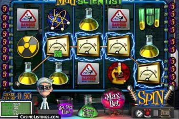 Slot Mad Scientist