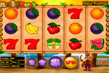 Slot Monkey Money