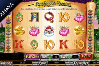 Slot Enchanted Beans