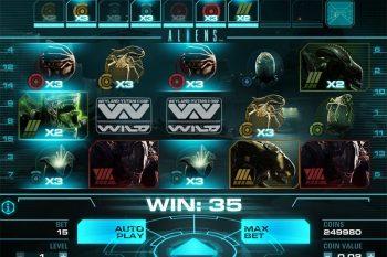 Slot Aliens