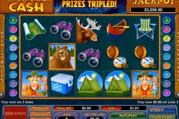 Slot Camper's Cash