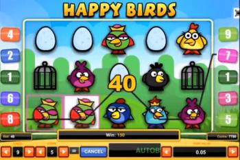 Slot Happy Birds