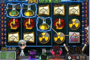Slot Mad Scientist