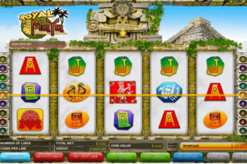 Slot Royal Maya