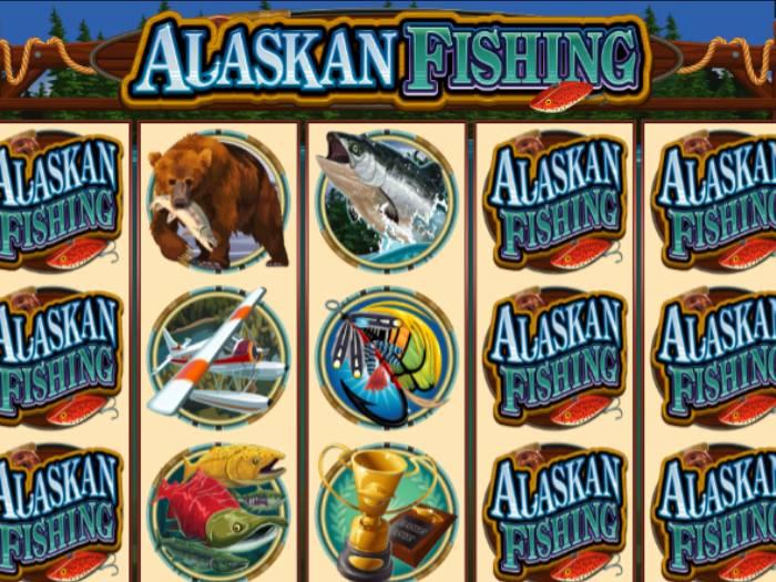 alaskan fishing iframe