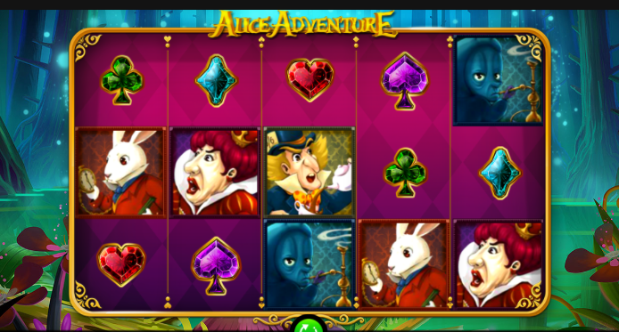 alice adventure iframe