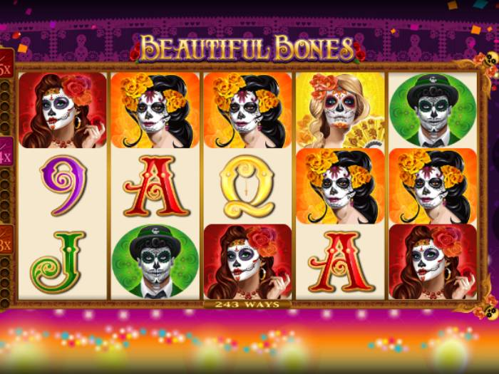 beautiful bones iframe
