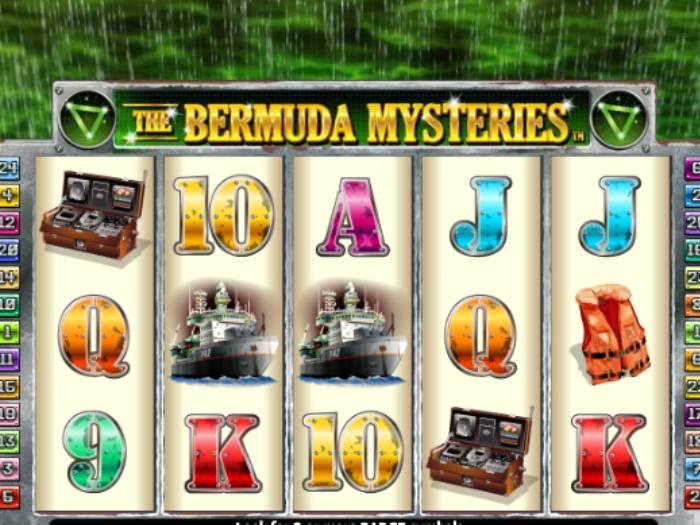 bermuda mystery iframe