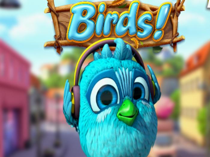 birds iframe