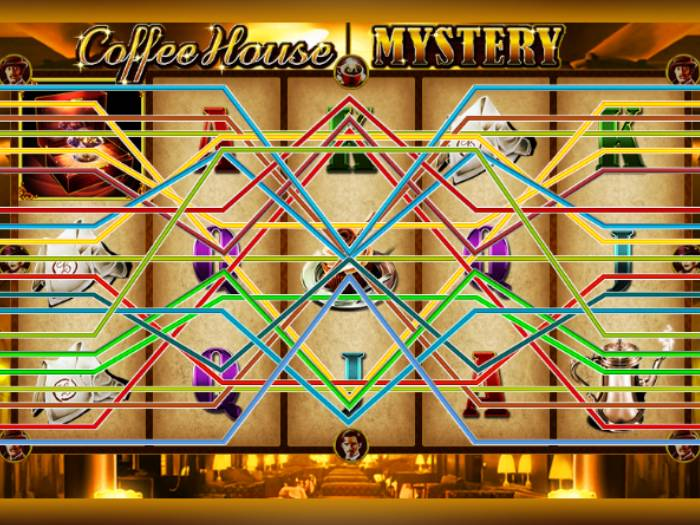 coffee house mystery iframe