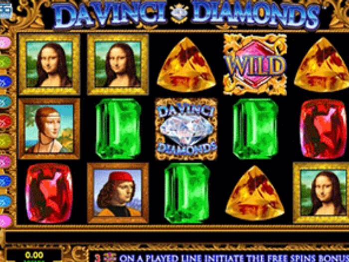 da vinci diamonds iframe