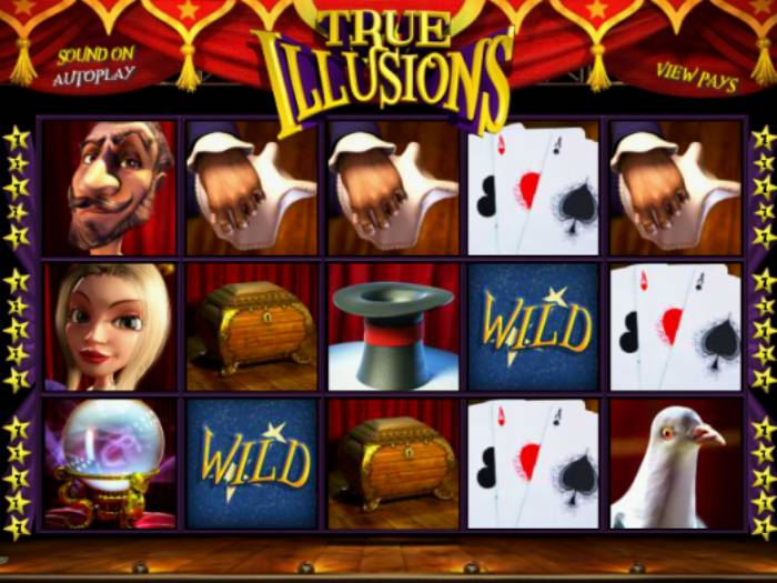 true illusions iframe