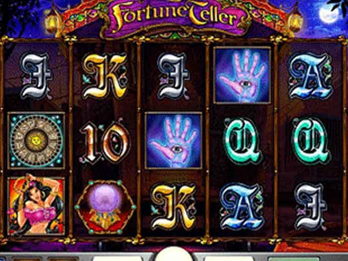 Fortune Teller iframe